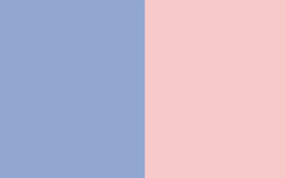 INSPIRATION BOARD: PANTONE ROSE QUARTZ & SERENITY