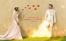 NALUFA & ROELOF MULTICULTURAL WEDDING