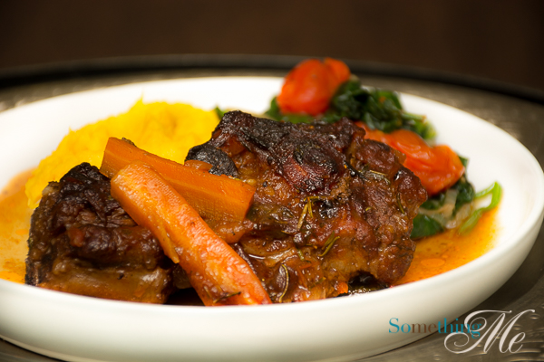 WINTER DELIGHTSOVEN BAKED OXTAIL
