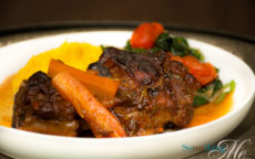 WINTER DELIGHTS<br>OVEN BAKED OXTAIL</br>